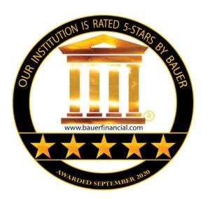 BauerFinancial 5 Stars Sept 2020