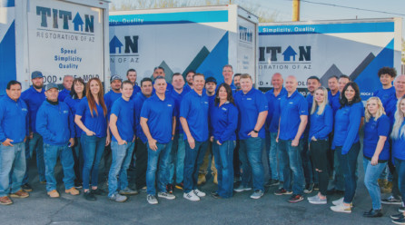 Titan Restoration & Gateway Bank: a long-time friendship turns into a long-time partnership
